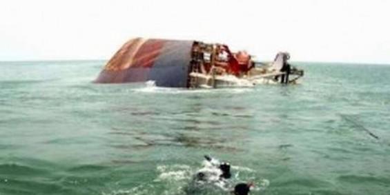 kapal motor tenggelam di kalimantan barat