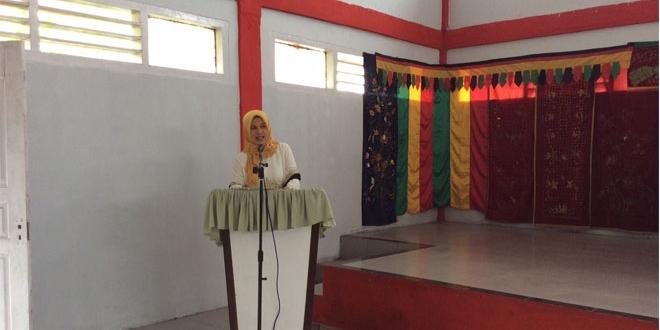 Betti Shadiq Pasadigoe Gelar Sosialisasi Kebangsaan di Dapil